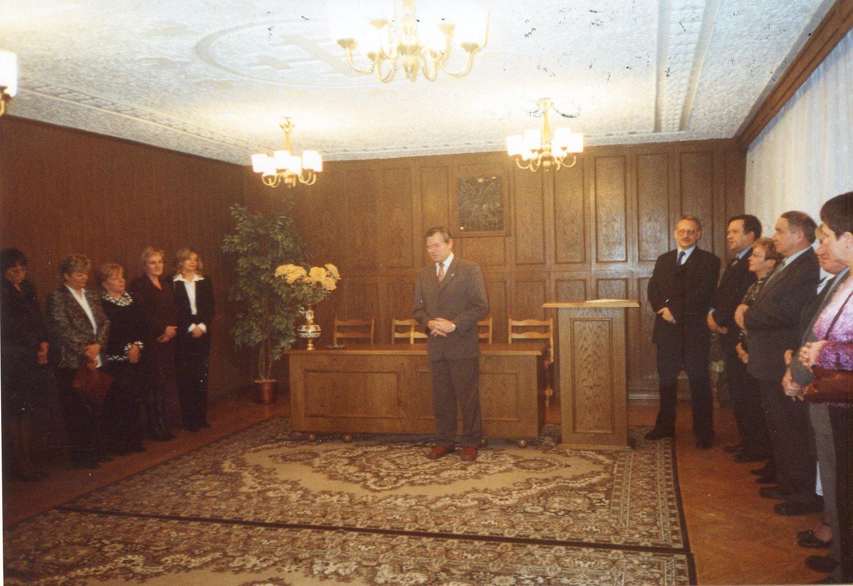 21. Spotkanie Noworoczne 29.12.2004