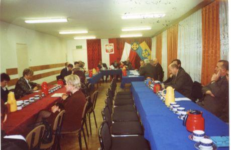 20. Sesja Rady Miasta 2004